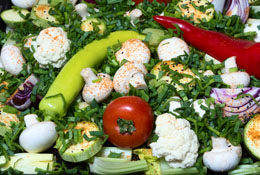 1200 calorie vegetarian diet