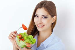 vegetarian diet plan for women